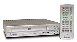 CyberHome CH-DVD300 Multi Region NTSC-PAL DVD Player