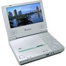 "Cyberhome - 7"" Inch ""NTCS-PAL"" Portable DVD Player"