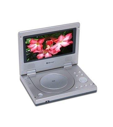 "ASTAR PD-3010 - 6.5"" TFT MONITOR PORTABLE DVD PLAYER"
