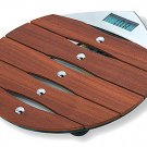 Ikasumoto Wooden Bathroom Scale