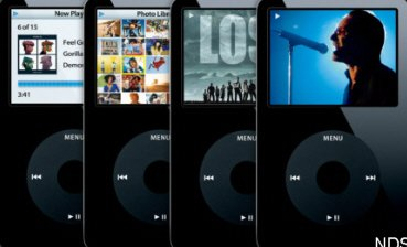 Apple iPod Video 30GB - 7500 Songs in Your Pocket (Black)