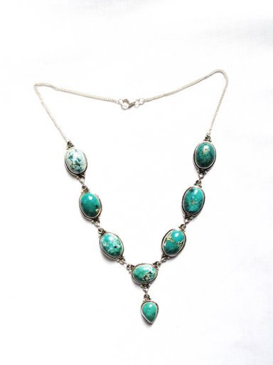 TQ002       Turquoise Necklace