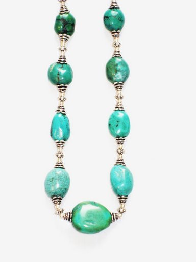 TQ018       Turquoise Necklace