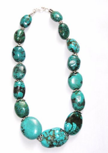 TQ020       Turquoise Necklace