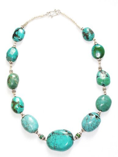 TQ029       Turquoise Necklace