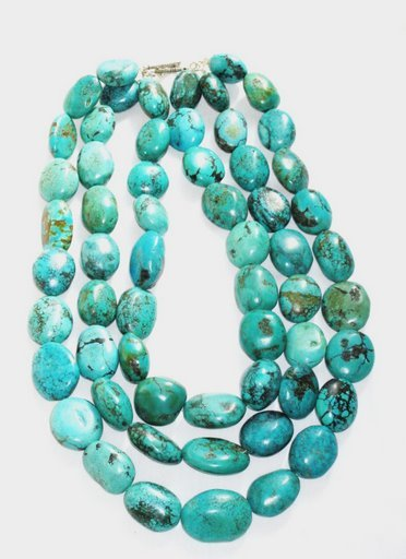TQ038       Turquoise Necklace