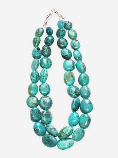 TQ041       Turquoise Necklace - SOLD