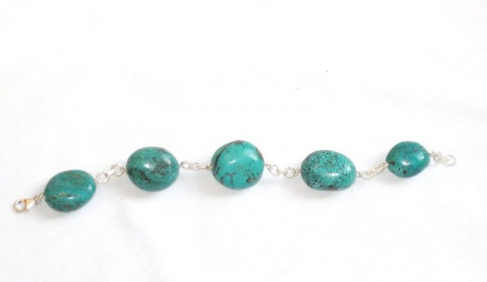TQ054       Turquoise Bracelets