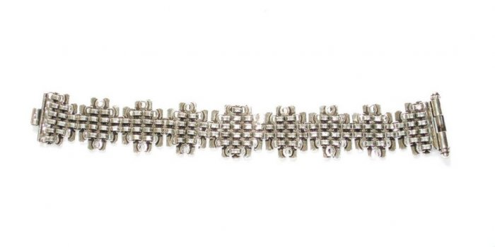 AQ029       Bracelet in Sterling Silver