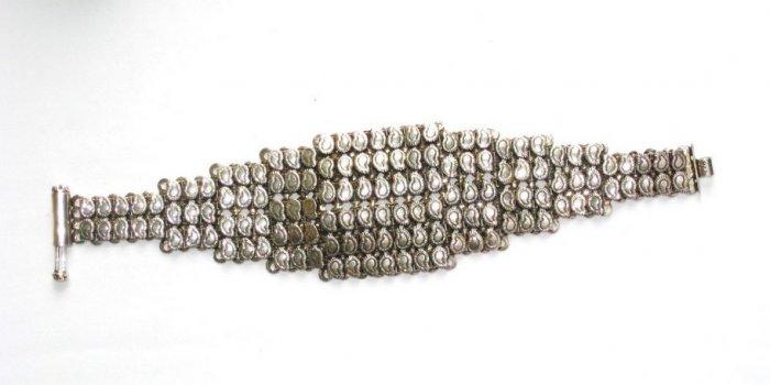 AQ034       Bracelet in Sterling Silver