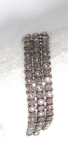 AQ041       Bracelet in Sterling Silver