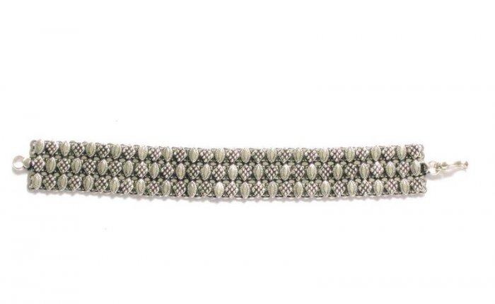 AQ045       Bracelet in Sterling Silver