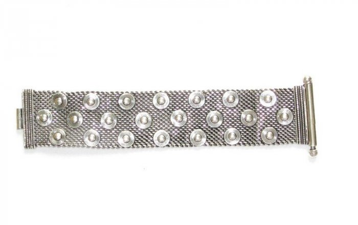 AQ047       Bracelet in Sterling Silver