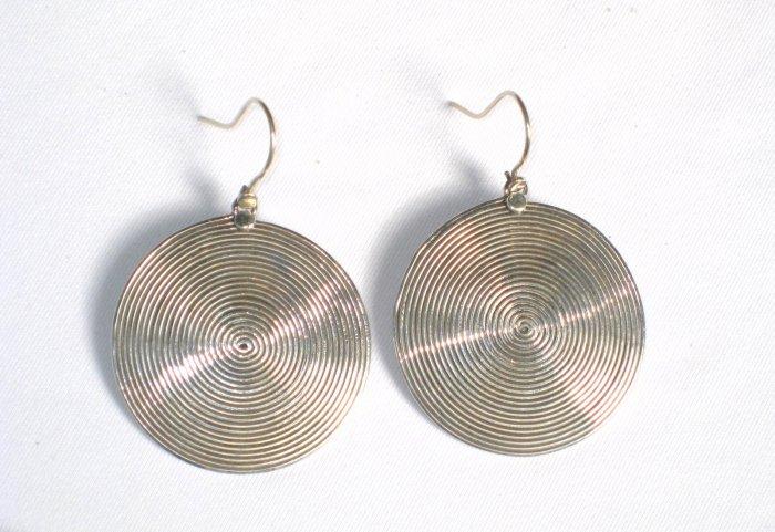 AQ059      Earrings in Sterling Silver