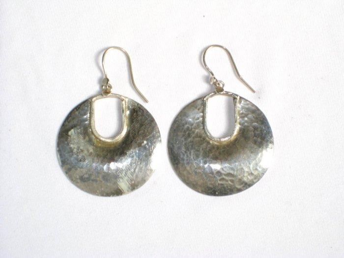 AQ067     Earrings in Sterling Silver