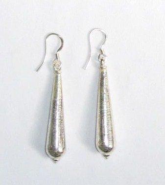 AQ086    Earrrings in Sterling Silver