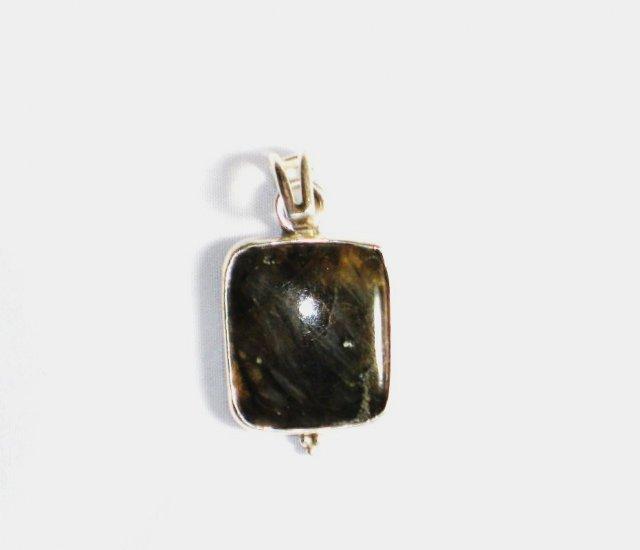 PN191 Labradorite Pendant in Sterling Silver