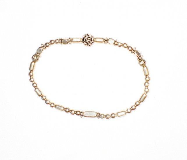 ST188 Oxidized Sterling Silver Bracelet