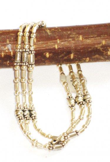 ST277 Oxidized Sterling Silver Bracelet