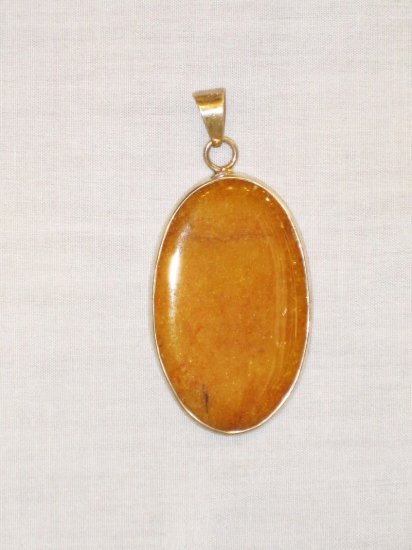 PN400 Agate Sterling Silver Pendant