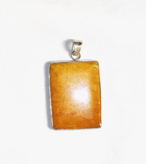 PN138 Agate Pendant in Sterling Silver