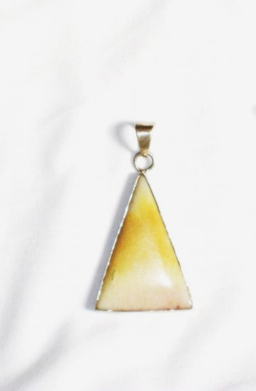 PN222 Agate Pendant in Sterling Silver