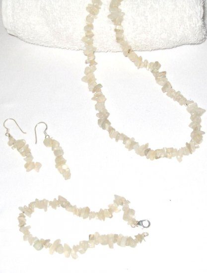 ST314 Agate Set in Sterling Silver