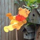 Pooh Bear Whirligig- wind, motion mobile