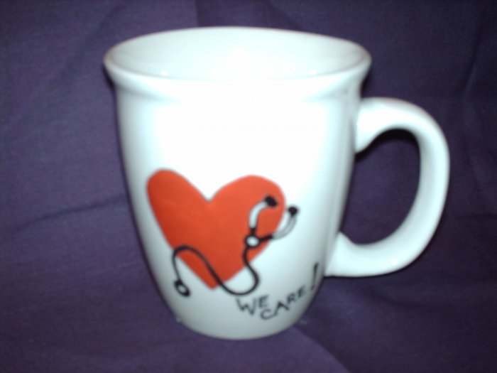 Your Name on Personalized Coffee Mug-WE CARE / MEDICAL