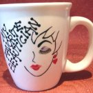 Personalized Coffee Mug 12Oz.  BEAUTICIAN