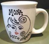 Personalized Coffee Mug 12Oz.  HOT & SEXY