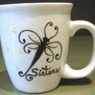 Personalized Coffee Mug 12Oz.  SISTERS