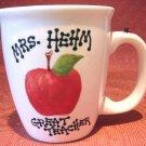 Personalized Coffee Mug 12Oz. GREAT TEACHER