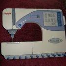 Decorative Sewing Machine Peg Rack- JANOME 9500