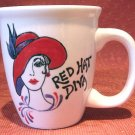 Personalized Coffee Mug 12Oz. RED HAT DIVA