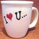 Personalized Coffee Mug 12Oz.  VALENTINE  LOVE
