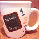 Personalized Coffee Mug 12Oz.  TEACHER