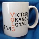 Handpainted Personalized Mug  VOLS