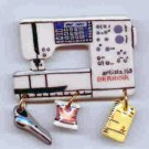 Ceramic Sewing Machine Pin    BERNINA  165