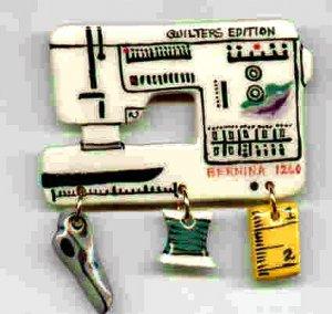 Ceramic Sewing Machine Pin    BERNINA  1260