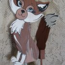Whirligig Brown Fox