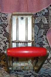 THE VILLA POTATO CHIPPER � Vintage ENGLAND FREE SHIPPING!