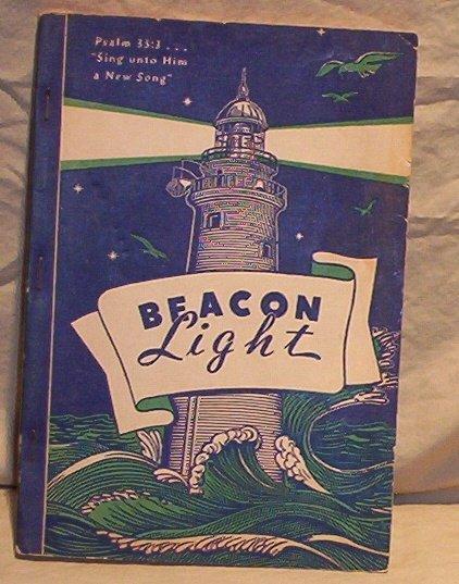 Beacon Light Hymnal 1949 FREE SHIPPING!