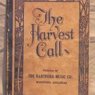 The Harvest Call Hymnal- 1940's FREE SHIPPING!