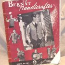 Bernat Handicrafter Men's Handknits Sweaters–Cardigans and Pullovers FREE SHIPPING!
