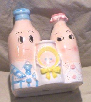 Relpo Samson Import Co. 1964 - Baby Caddy / Vase / Planter FREE SHIPPING!