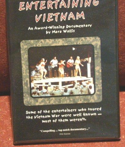 Entertaining Viet Nam  ~ Award Winning Documentary ~ DVD FREE SHIPPING!