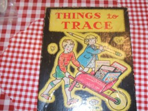 Things to Trace   1944     Box only