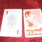 1976 Parker Brothers Flinch Game #15 card