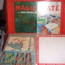 1938 Gold Medal Magic Slate Set Still Has ALL Crayons!!